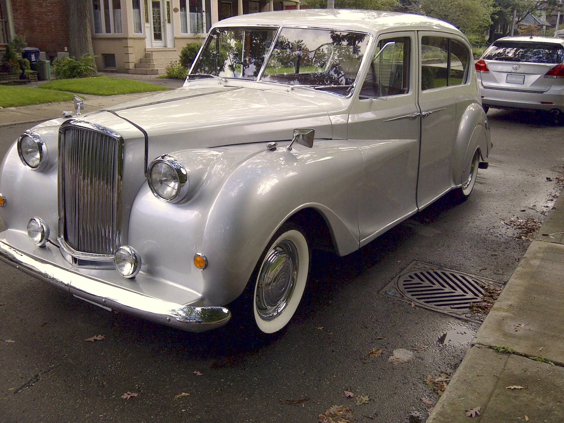 Classic Car Rental and Vintage Cars for Rent - BookAclassic.ca