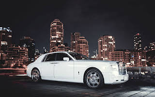 Rolls Royce Phantom Rent British Columbia