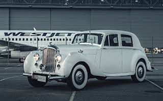 Bentley MK VI Rent British Columbia