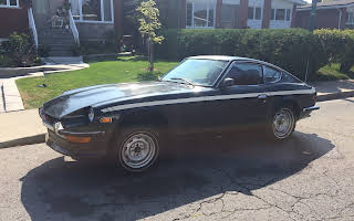 Datsun 240z Rent Quebec